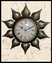 Antique style decorative wall clock