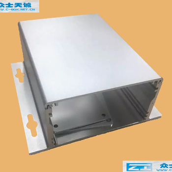 zk-6047 / 50*120*100mm aluminum enclosure junction box Lightning protection shell housing controller enclosure