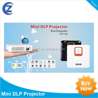 Newest 200lumens LED Pico Micro Small Mini Projector Portable Projector Small Projector With HDMI USB AV VGA TV Tuner