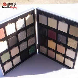 Quartz Stone Display Boxes Marble Tile Sample Cases