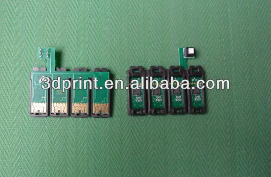 Latest auto reset chip for EPSON S22 T22 T25 TX135 TX130 NX125 NX130