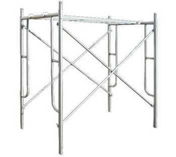TSX18966 Steel Walkway Scaffolding Arch Frames Philippines
