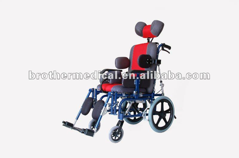 Wheelchair for Cerebral Palsy Children