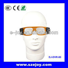 Full hd 1080p eyeglasses dvr camera,Ski Goggles Camera with microphone(AT80) &EJ-DVR 80