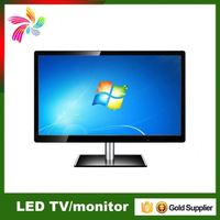 Full HD Desktop Monitor 24 inch LED PC Monitor for Computer