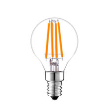China manufacturing 12v LED Filament Bulb 2W 4W 6W 8W A19 G40 G45 E12 E14 E26 12V DC Led Light Bulb