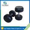 Discount Portable Round Rubber Dumbbell Sets