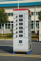 Low-voltage electrical panel board / IP55 distribution box