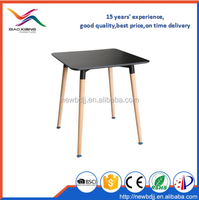 Best Price Quality MDF Dining Table And Coffee Table For Coffee Shop