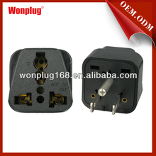 high quality hot selling 220v plug types usa with a universal socket with ce rohs