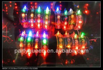 punk led bracelet for party 002