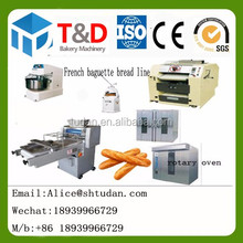 T&D Food Machine bakery equipment in china factory price Full automatic small commercial bread making machines