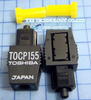 TOCP155 Optical fiber connectors new and original