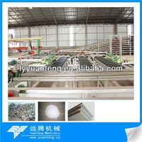automatic gypsum board construction waterproof material