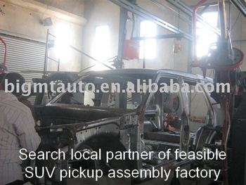 Pickup/SUV Assembly Line