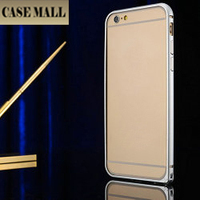 2016 Wholesale Case of China New Luxury Ultra thin metal Aluminum Alloy Bumper Frame case for iphone 6