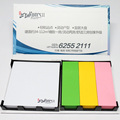 2016 hot sale memo pad box with sticky notes