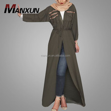 2018 Latest Islamic Women Long Dress New Style Muslim Abaya Fashion Dubai Women Long Dress Wholesale Online