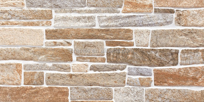 3D wall tile decorative wall cladding culture stone for exterior wall designs