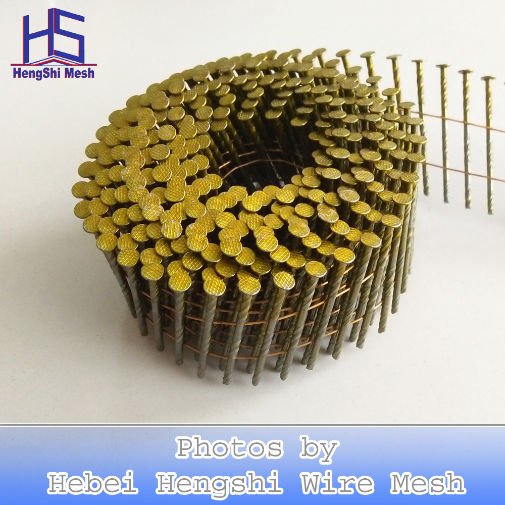 China Helical Nails Manufacturers And Suppliers Wiring Including The Power Inside Coilsbox My Term On