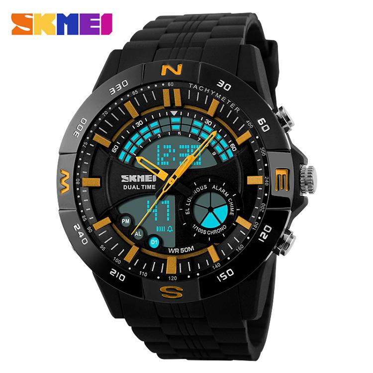 skmei sports watches bulk plastic watches digital 1110