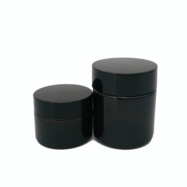 10g 15g 20g 30g 50g 100g 200g amber glass cosmetic jar cream jar face cream jars cosmetic clear container