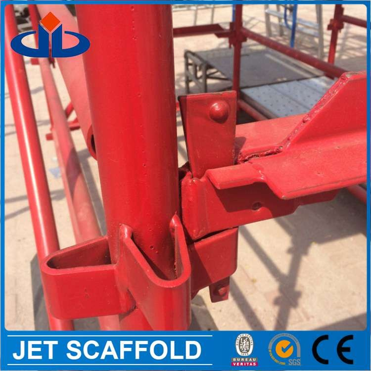 JET China Different Functions Steel Kwikstage types of Scaffolding