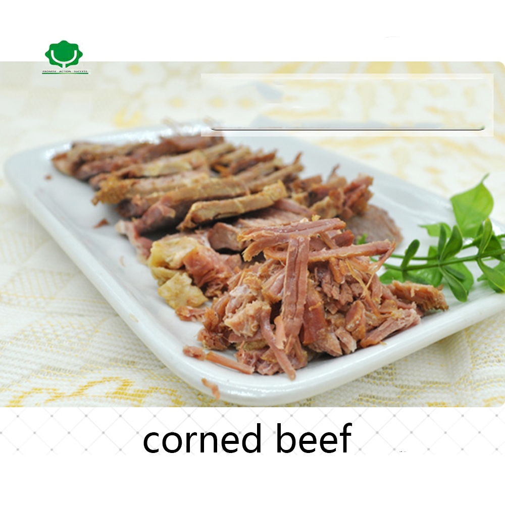 healthy and low price halal corned beef 340g for ready to eat