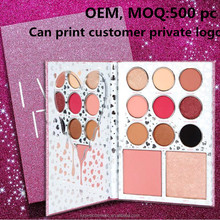 11colors Private Label I Want It All Kylie Glitter Eyeshadow Palette
