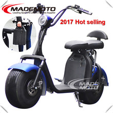 Quality electric 2000w motor kick scooter citycoco scooter parts