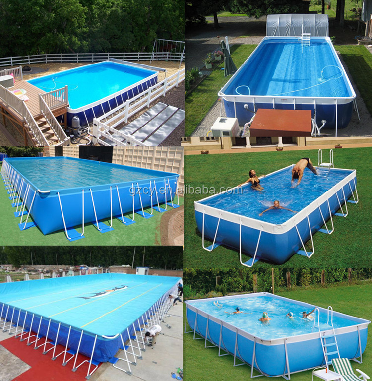 Portable gonflable piscine d 39 eau piscine gonflable pour for Piscine portable