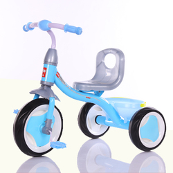 Popular kids tricycle with bottle