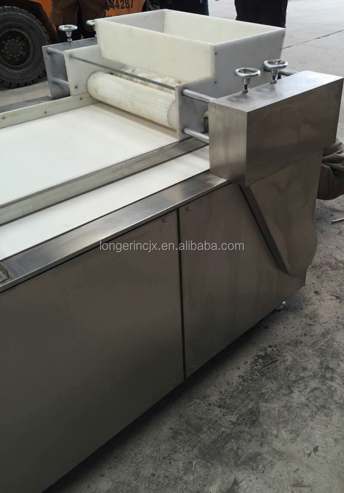Automatic Sesame Bar Making Machine Muesli Bar Production Line