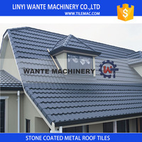 1/8 weight of the cement tiles or clay tiles Linyi Wante Nosen ceramic tiles in 2016 Cnaton Fair