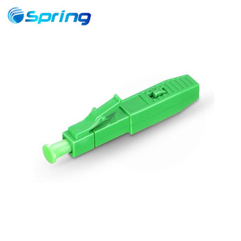Factory Supply DX SX SM LC/APC fast connector factory,fiber optic connector supplier