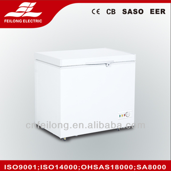 200L European Type Chest Freezer BD-200QE