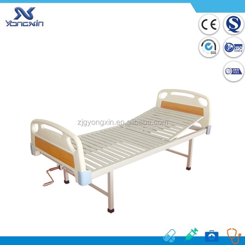 YXZ-C-024 home care one function transport manual hospital bed size