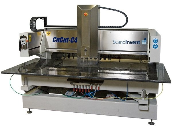 C4 CNCut Milling and engraving machine