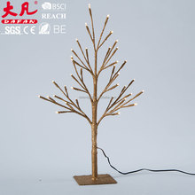 led light tree deco tree light high grade solar Christmas new design