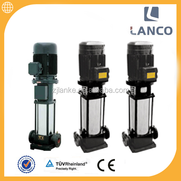 GDL Multistage Vertical Centrifugal Water Pump Multistage Centrifugal Water Booster Pump