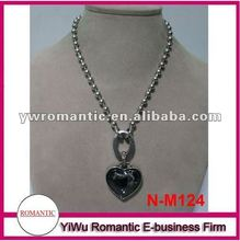 2012 handmade fashion beads necklace