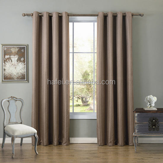 Best price 100% polyester blackout blind fabric drapery lining