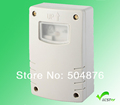 IP56 motion sensor switches for outdoors,photocell motion sensor switches
