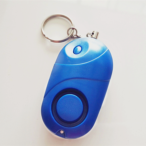 Cheap Price Portable Self-defense Personal Alarm with keychain