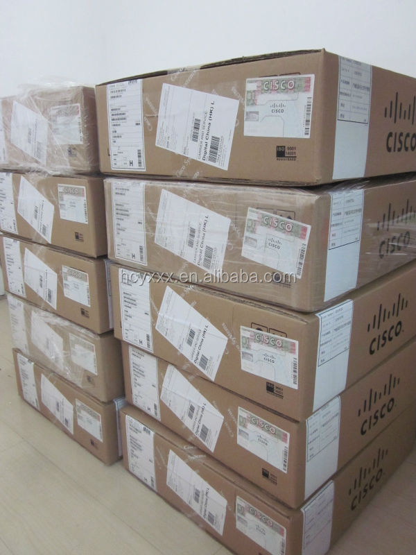 Cisco WS-X6748-GE-TX CISCO EXPRESS FORWARDING 720 INTERFACE MODULE - SWITCH - 48 PORTS - MANAGED - PLUG-IN MODULE
