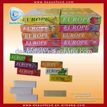 Europe 5 stick Chewing Gum
