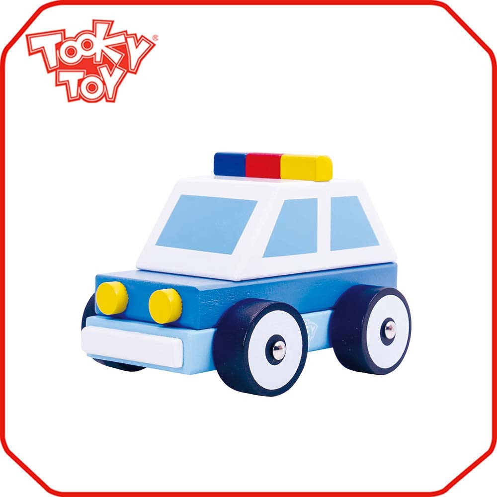 Professional wooden toy car