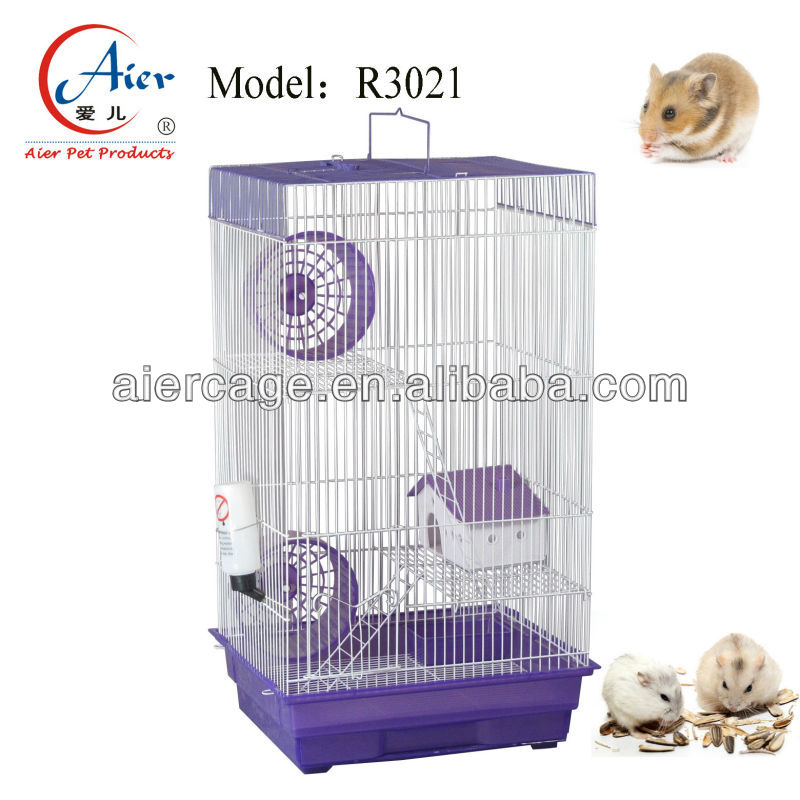 China pet products cage small animal cage for hamster