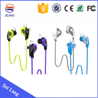 Mobile Phone Accessories Sport Bluetooth Earphones With Mic