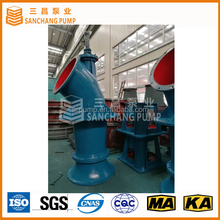 ZLB hydraulic engineering water cooler axial flow pump